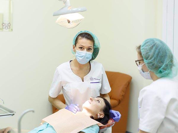 дентальная имплантация в Минске