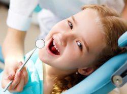 лечение детских зубов в Минске