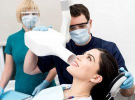 Прицельный снимок зуба
